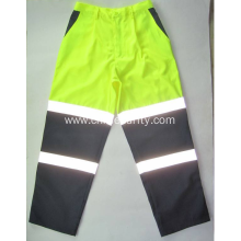 Waterproof multi-colored reflective pants