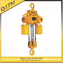 Selling Types of CE Approved Mini Electric Chain Hoist