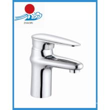 Torneira de lavatório de lavatório único comtemporâneo (ZR21402)