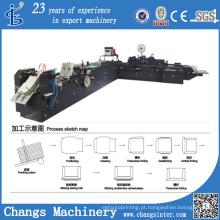 Envelope expresso automático do papel EMS-Kd70 que faz máquinas para a venda