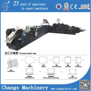 EMS-Kd70 Custom Normal B5 Envolvente Tamaño plegables Máquinas