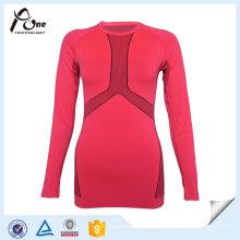 Venta al por mayor de China mujer térmica sin costura ropa interior