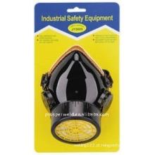 Meia máscara máscara respiratória reutilizável F-028-A Proteção Respiratória