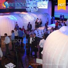 Salon de l'exposition 12 personnes Big Tent Factory 3X6 Jardin Gazebo Wedding Party Tente gonflable