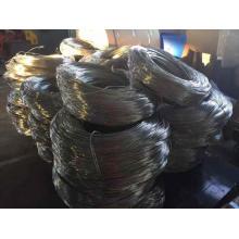 Drähte aus reinem Aluminium in verschiedenen Formen