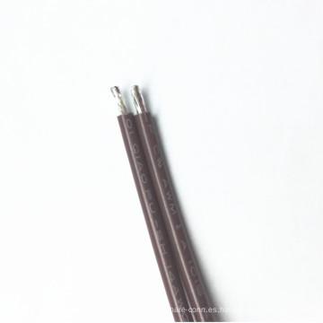Cables del conector de la base del zócalo 2pin para la caja de control eléctrica