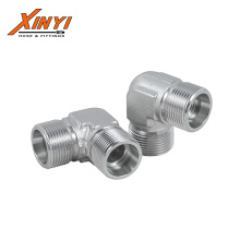Carbon Steel High Quality Wholesales  90 DEGREE ELBOW FITTING Hydraulic Adapter