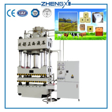 Animal Feed Briquetting Salt Block Press Machine 1000 Ton