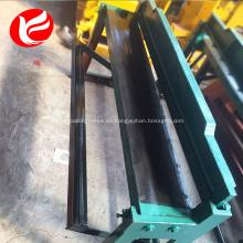 Máquina de corte de placa de metal hidráulica / eléctrica de tipo manual
