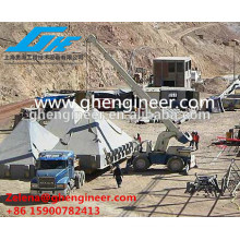Mini truck crane