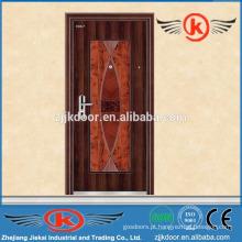 JK-S9002 design de porta de tela de segurança reforçada em aço reforçado