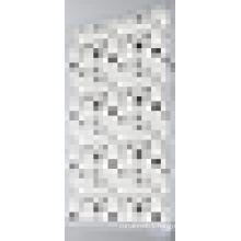 clear PEVA shower curtain blinds