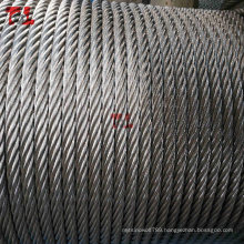 SUS 316 Stainless Steel Wire Rope
