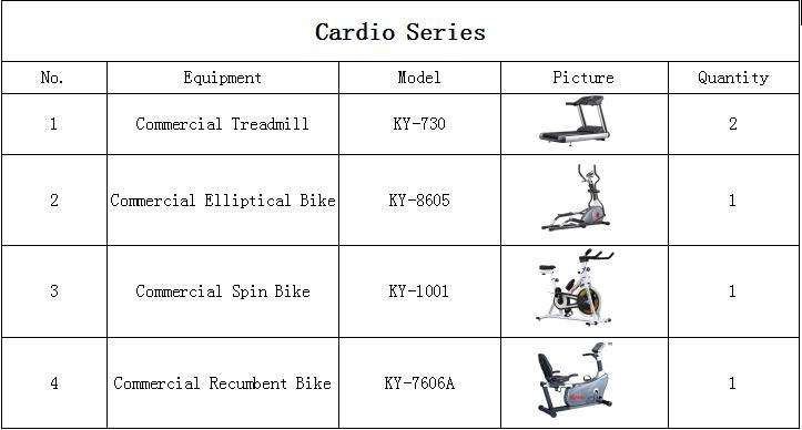 Guangzhou fitness equipment manufacturer