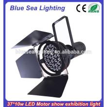 380W LED-Auto-Erscheinen-Licht / 37pcs / 31pcs 10W LED Theater / Motor Ausstellung Par Licht