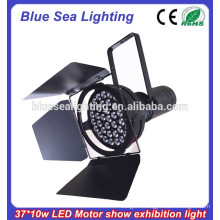 380W LED Car Show Light/37pcs/31pcs 10W LED Theater/Motor Exhibition Par Light