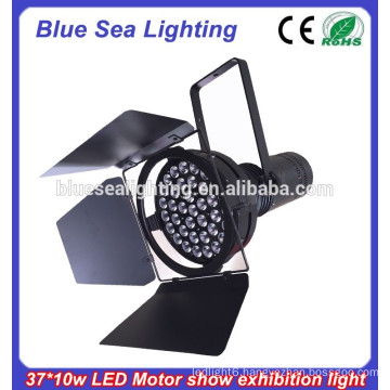 380W LED Car Show Light/37pcs/31pcs 10W LED Theater/Motor Exhibition Par Light