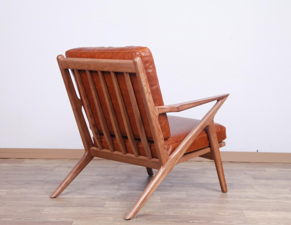 Solid Wood Lounge Chairs