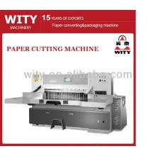 Máquina de corte computadorizada do papel (computadorizada, eficaz, durável)