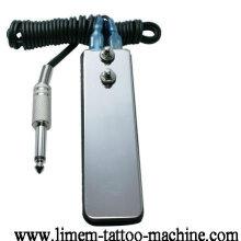 Interruptor superior do pé da tatuagem (para a fonte de alimentação)