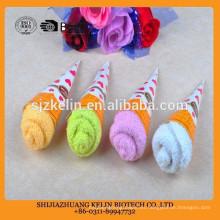 Hebei toalla de pastel de venta caliente para regalo promocional Toalla de pastel / toalla de regalo / toalla de cara / toalla de playa / toalla de mano;