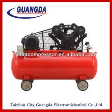 Compressor de ar de cinto para 300L de 11kw 15HP (V-1.05/12.5)