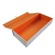 custom packaging magnetic closure cardboard paper gift box wholesale