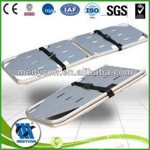 Aluminum alloy 2 parts Folding Stretcher