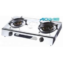 Bouton de cuisinière à gaz en acier inoxydable