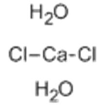 Хлорид кальция дигидрат CAS 10035-04-8