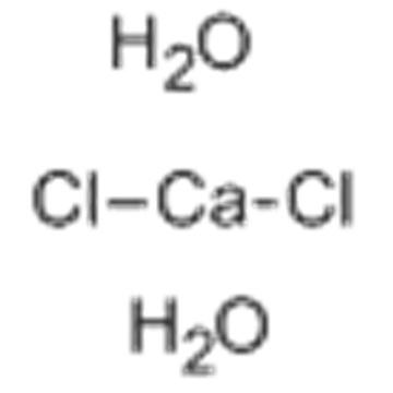 Cloreto de cálcio di-hidratado CAS 10035-04-8