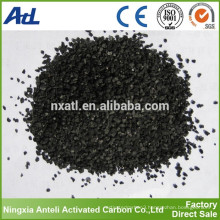 black coal based powder and granular activated carbon in chemical production