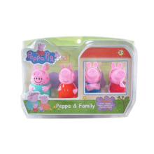 Lustiges Pink-Wind-up-Schwein