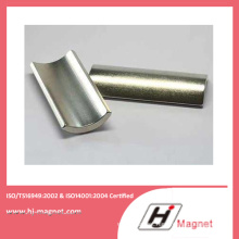 Customized High Quality Neodymium Art Magnet with Strong Power in Motor