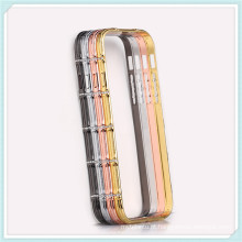 Caixa de alumínio para iPhone6, Hard Metal Bumper Case para iPhone6