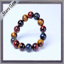 Good Quality Brazil Colorful Tiger-Eye Bracelet