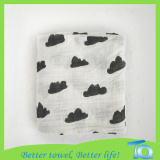 Soft Knit Baby Receiving Swaddle blanket