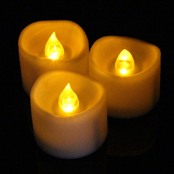 party decoration LED tealight candle