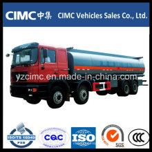 Caminhão do tanque de combustível de Sinotruk HOWO 40, 000L