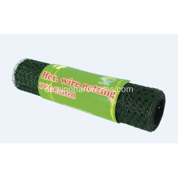 PVC Chicken Wire Mesh