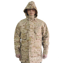 Desert Digital Camouflage M65 Jacket/ Winter Jacket with Liner, RS01-24