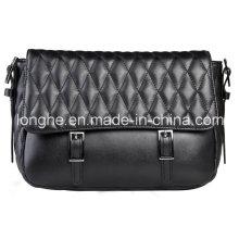 2015 Retro Quilted Flap Fashion Lady Handbag (LY0155)