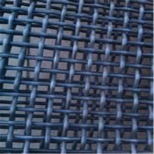 Tahan panas Galvanized Barbeque Crimped Wire Mesh