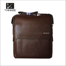 Vintage Retro Look Genuine Leather Men's Laptop Bag