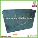 Customized high quality art paper bag