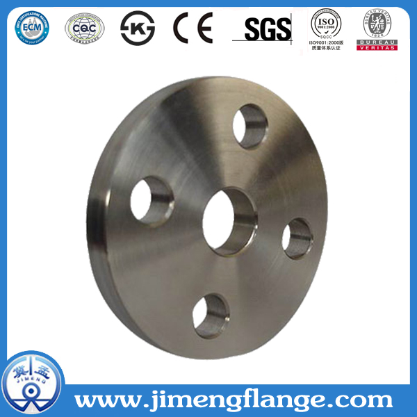 Carbon Steel Forged ASTM A105 Socket welding Flange