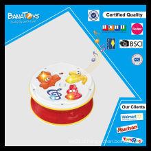Brinquedo de crianças brinquedo musical educativo brinquedo de tambor crianças