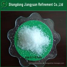 Preparação de sulfato de magnésio