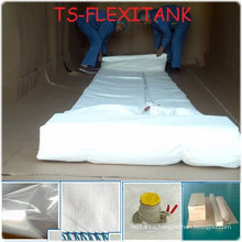 Disposable Flexi tank for oil Transport