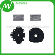 Manufacturer Supply Silicon Rubber Buttons with Conductive Pill